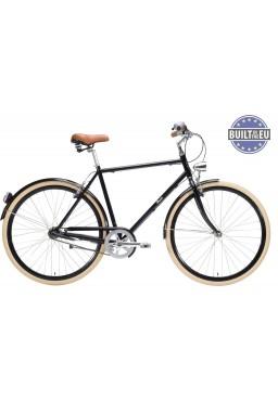 "Rower Van Gogh Paris 25"" Wolnobieg 3 Speed Czarny"