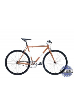 "Bohemian 23"" Brown Bicycle"