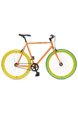 """Cheetah Original 23"""" Orange Bicycle"""