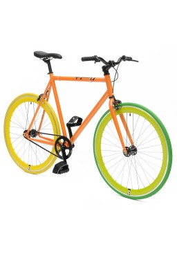 "Rower Cheetah Original 23"" Pomarańczowy"