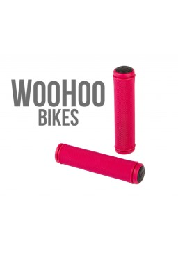 ACCENT Orion Handlebar Grips Pink 130mm