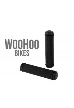 ACCENT Orion Handlebar Grips Black 100mm