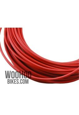 ALHONGA Derailleur Cable Housing Teflon Red
