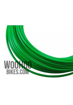ALHONGA Derailleur Cable Housing Teflon Green