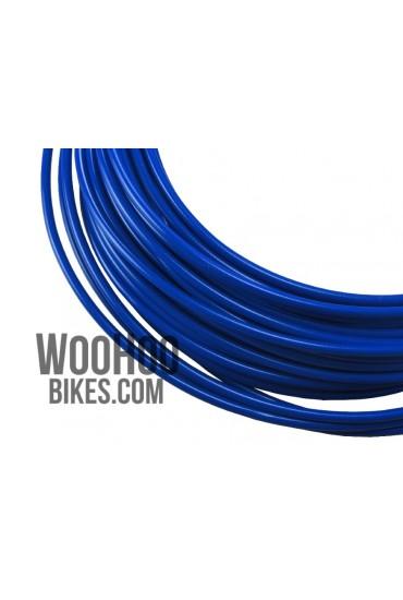 ALHONGA Derailleur Cable Housing Teflon Dark blue
