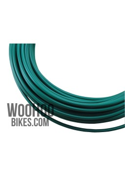 ALHONGA Brake Cable Housing Teflon Dark Green