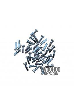 Nyple PILLAR NA-PB14 Nypel, Mosiądz 12mm x 36 szt.
