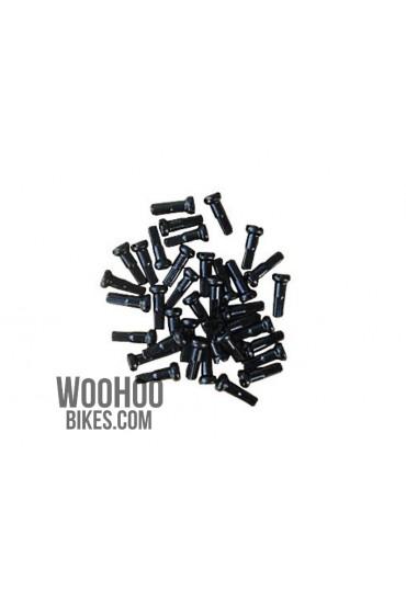 PILLAR Nipples 14mm x 36 pcs. Black Brass