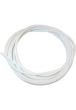 ALLIGATOR Derailleur Cable Housing Teflon White