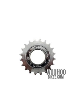"DnP LY-1020AC Single Speed Freewheel 20T wide 1/2x1/8"" Silver"