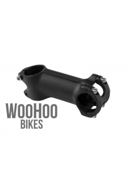 ACCENT Seventeen Handlebar Stem, 100mm x 31.8mm, 17 degrees, Black