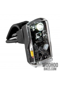 Front Bicycle Light KRYPTONITE Avenue F-50 & R-14 LED