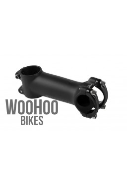 ACCENT Execute Handlebar Stem, 90mm x 31.8mm, 6 degrees, Black