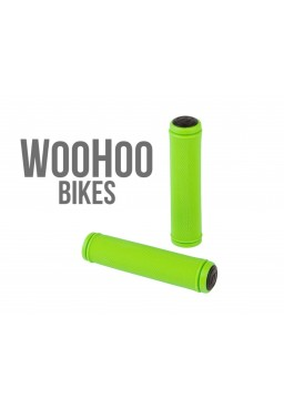 ACCENT Orion Handlebar Grips Green 100mm