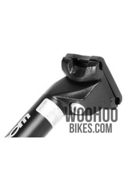 ZOOM SP-C207 Seatpost 31.8mm x 400mm Black