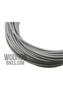 ALHONGA Derailleur Cable Housing Teflon Light Grey