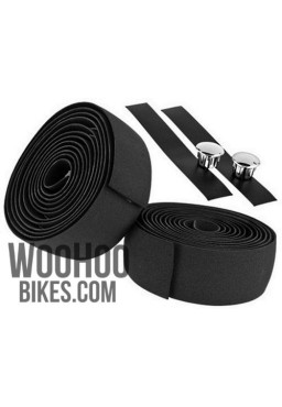 Bicycle Handlebar Tape Fixed Gear Road Bike Black