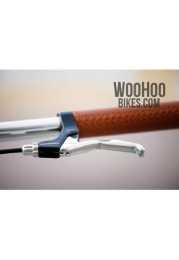 VELO Handlebar Grips Urban Bike, BMX, Fixed Gear, Brown