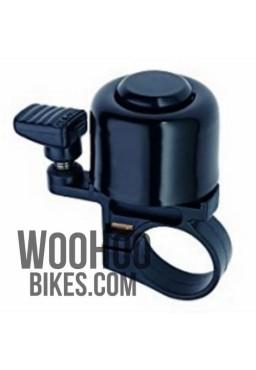 Dzwonek rowerowy Nuvo NH-415 Aluminiowy Czarny