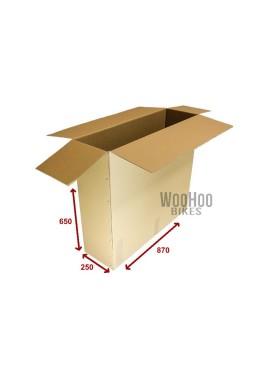 Duży Karton, Pudło, Pudełko 870 x 250 x 650mm