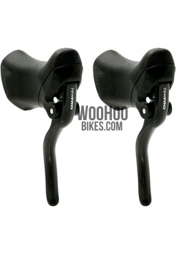 TEKTRO Aero RL-340 Road Bike Brake Levers, Black
