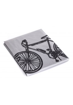 Ventura Bicycle Garage Cover, Grey 200 x 110mm
