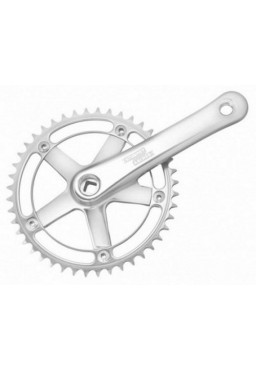 STURMEY ARCHER FCT66 Chainset, Fixed Gear, Fix Track 46T