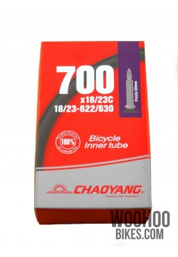 CYT Inner Tube 28'' 700x18-23C FV 60mm Presta