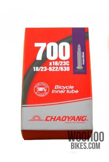 CYT Inner Tube 28'' 700x18/23C FV 60mm Presta