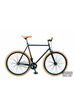 Kenda KAMPAIGN 700 x 23C Fixed Gear Tire Orange