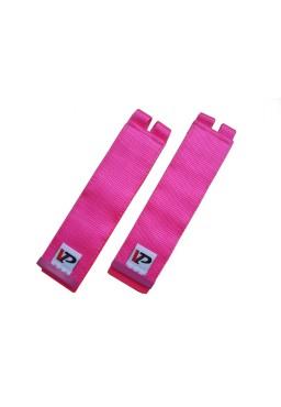 Paski do pedałów VP-730 Strapy Ostre Koło, Fix, Różowe