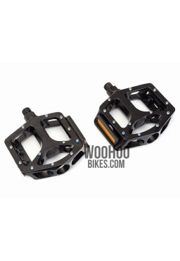 Platform Pedals VP-559, Fixed Gear, BMX, 9/16'' Black