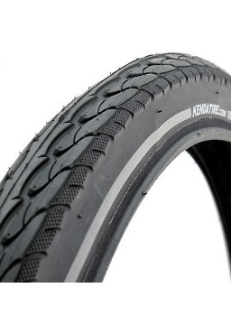 Kenda KWICK BITUMEN K1068 28'' 700x35C Reflex Tire with Refective Sidewall