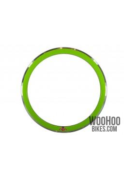 Obręcz 28'' 700C 43mm Ostre Koło, Fix, Zielona 36H