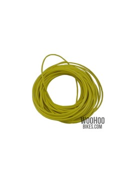 ALLIGATOR Derailleur Cable Housing Teflon Yellow