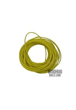 Pancerz Linki Przerzutki Alligator Teflon Żółty