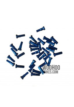 cnSPOKE Nipples 14mm x 36 pcs. Blue