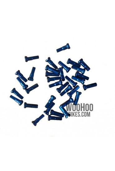 cnSPOKE Nipples 14mm x 36 pcs. Blue