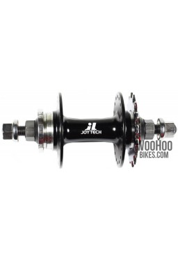 JOYTECH Rear Hub, Fixed Gear, Road Bike, Track 36H Black