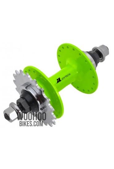 JOYTECH Rear Hub, Fixed Gear, Road Bike, Track 36H Green