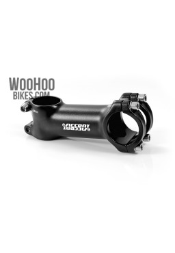 ACCENT Twister Handlebar Stem, 110mm x 31.8mm, 8 degrees, Black