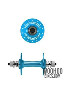 STURMEY-ARCHER HBT30 Front Hub, Fixed Gear, 36H Blue