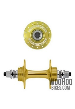 STURMEY-ARCHER HBT30 Rear Hub, Fixed Gear, Road, 32H Gold