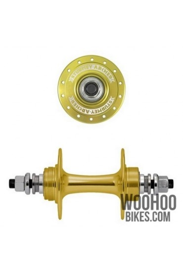 STURMEY-ARCHER HBT30 Rear Hub, Fixed Gear, Road, 32H Gold