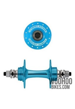 STURMEY-ARCHER HBT30 Rear Hub, Fixed Gear, Road, 32H Blue