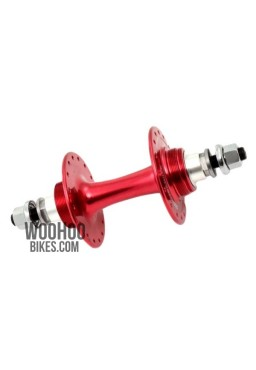 STURMEY-ARCHER HBT30 Rear Hub, Fixed Gear, Road, 32H Red
