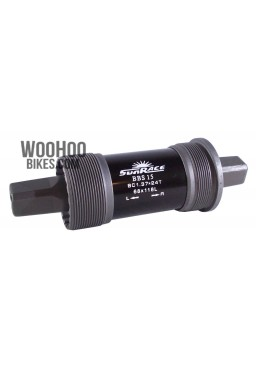 Sunrace BBS15 English Square Bottom Bracket 68mm x 129mm