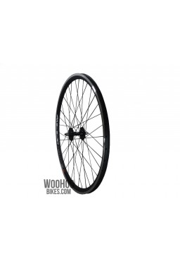 JOYTECH Front Wheel 30mm Fixed Gear, Fix, Black