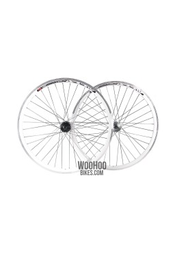 JOYTECH 30mm Wheelset Fixed Gear,Fix White