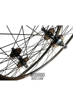 ACCENT Roadrunner JOYTECH Wheels Fix Black